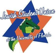 UF Jewish Gators Logo