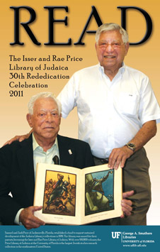 Isser and Rae Price READ poster