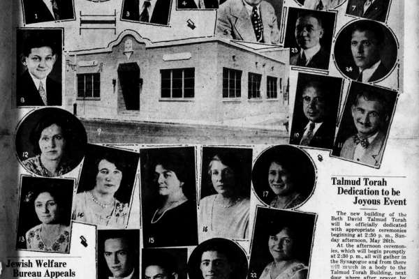 Jewish Floridian Newspaper