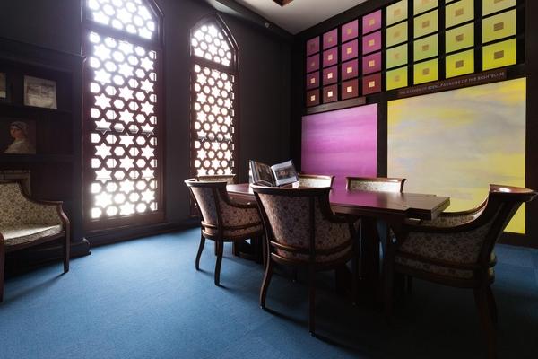 Seminar Room in the Judaica Suite